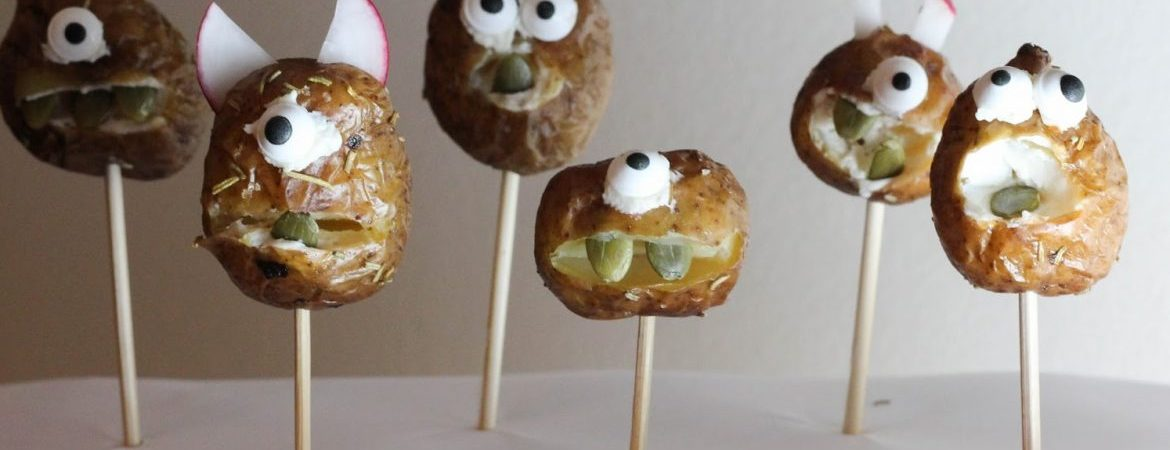 Shrunken Little Potato Heads