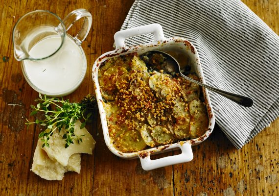 Cheesy Potato Gratin - The Little Potato Company