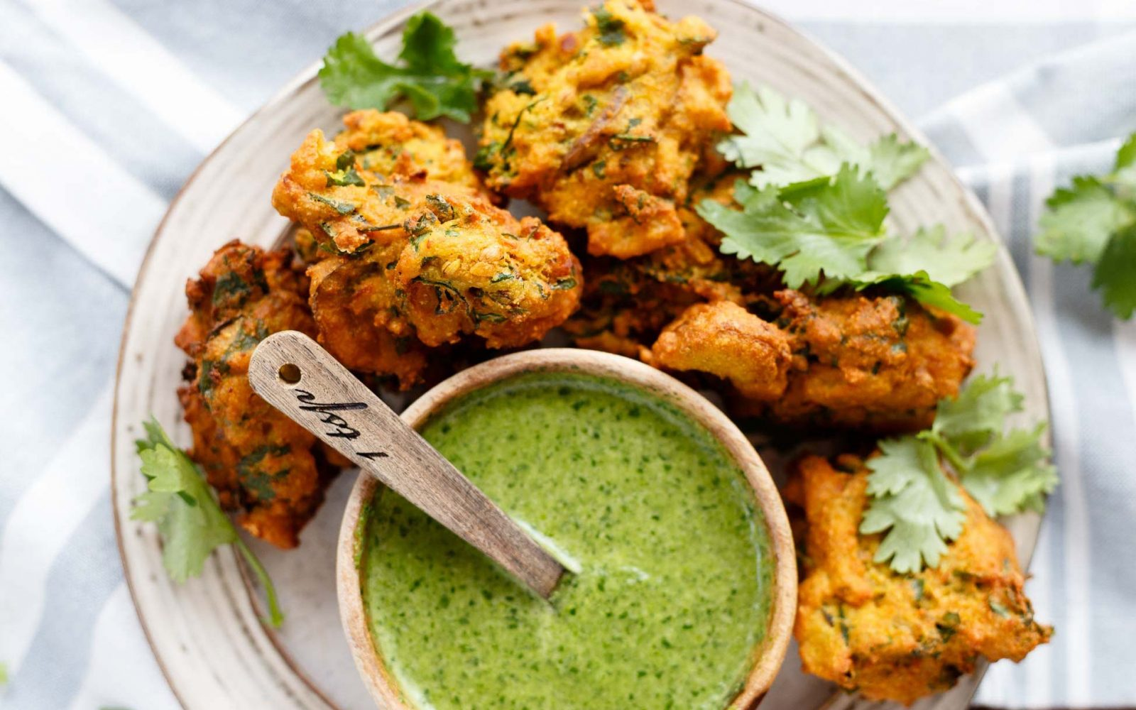 Vegan Vegetable Pakoras