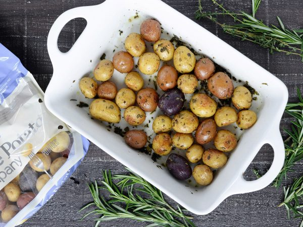 Perfect Herb Roasted Potatoes - The Little Potato Company