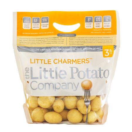 Little Charmers - Yellow