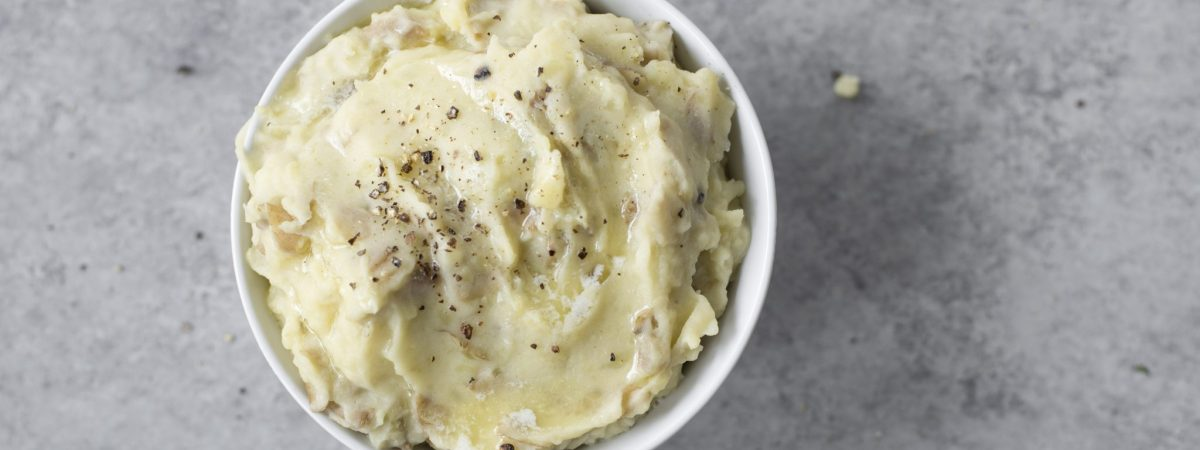 15 Minute Instant Pot Mashed Potatoes