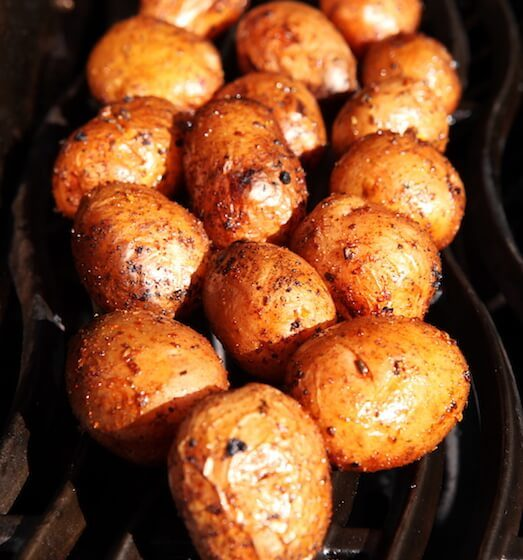 Master the grill with Little Potatoes