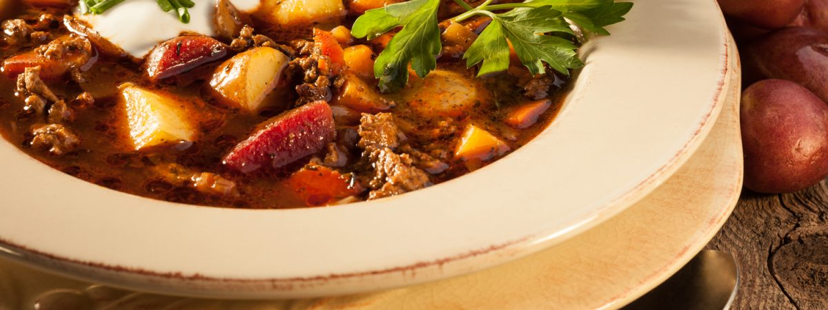 Beef Borscht Recipe With Root Vegetables The Little Potato Company