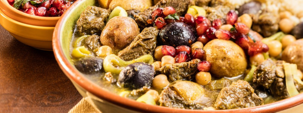 Lamb Stew Slow Cooker Recipe