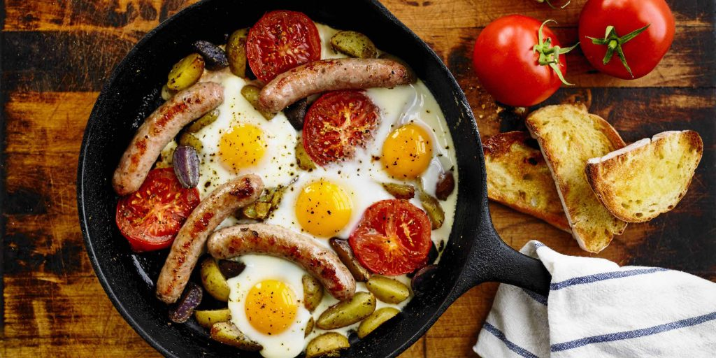 All-in-One-Pan Breakfast