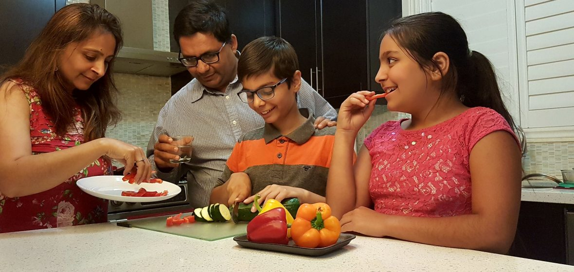 Cooking Together: Little Chef Arnav's Recipe and Tips to Get Kids Cooking in the Kitchen