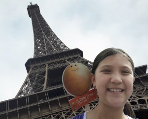 Little Chef Ambassador Naia's Adventures in Paris!