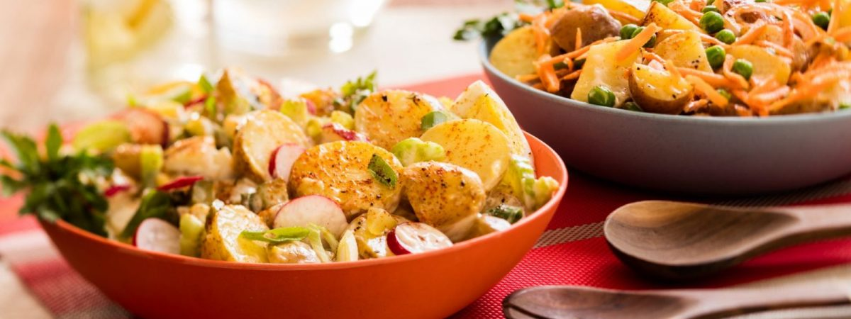 The Classic Little Potato Salad