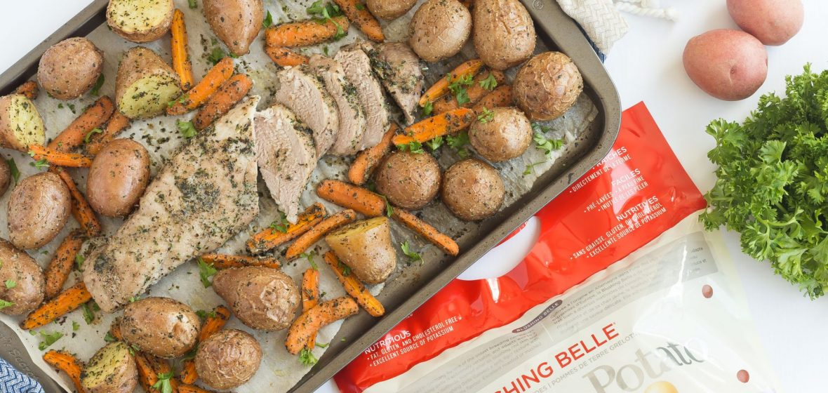 10 Sheet Pan Dinners to Simplify Your Week