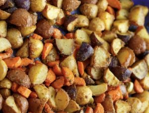 Roasted Dijon Potatoes - The Little Potato Company