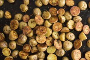 Rosemary Roasted Potatoes - The Little Potato Company