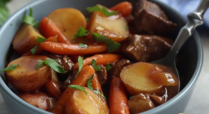 Slow Cook Beef Stew - The Little Potato Company