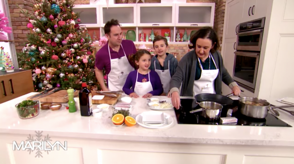 The Bell Family, Little Chef Family Edition cook-off