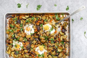 Sheet Pan Breakfast Hash - The Little Potato Company