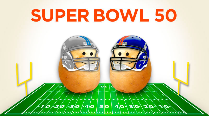 Kickoff your Super Bowl party!