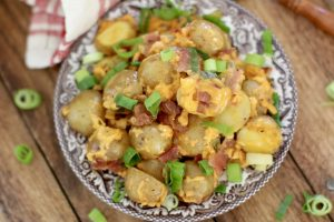 Loaded Crock Pot Little Potatoes - The Little Potato Company