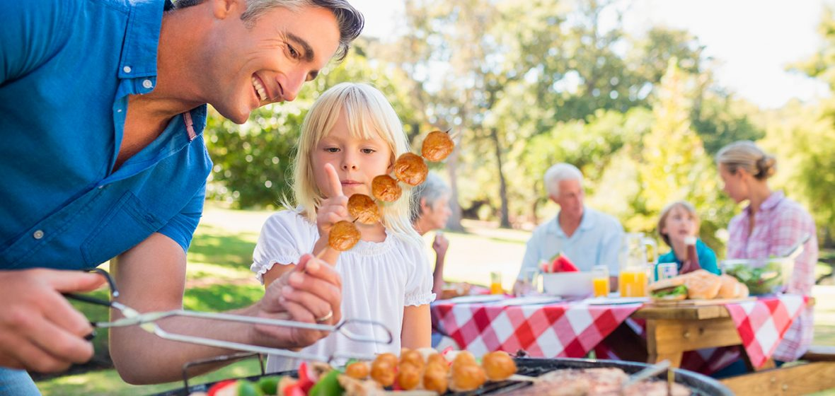 Get kids BBQing this summer!