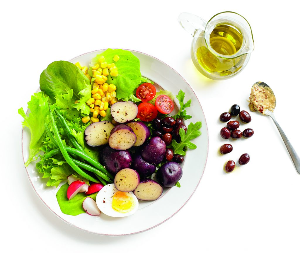 elevated-nicoise-salad-featuring-Creamer-potatoes