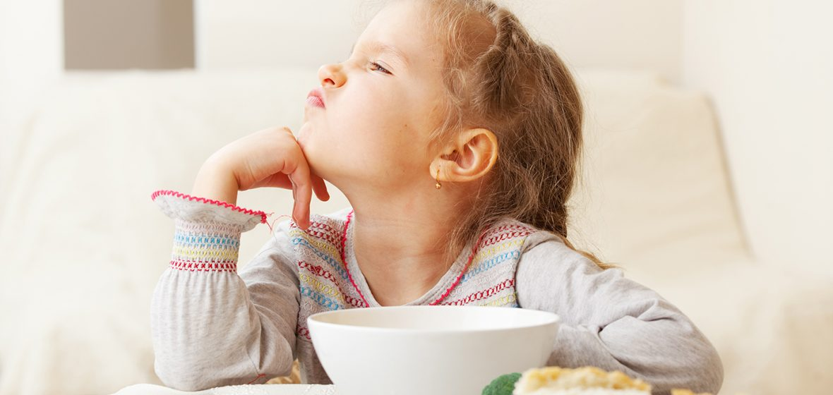 Picky eating: Why is family mealtime such mayhem?
