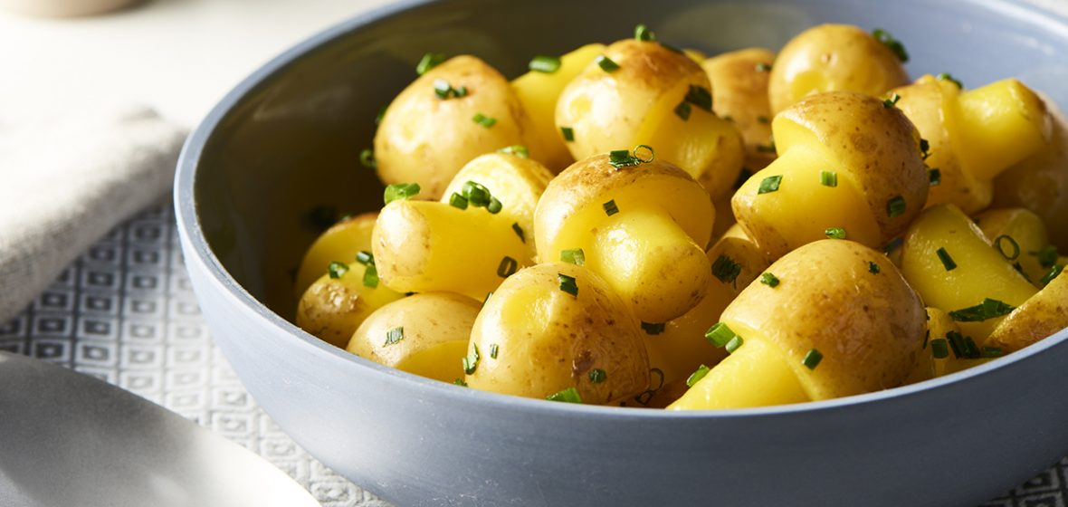 Chef Michael Bonacini's Favorite Little Potato Dishes