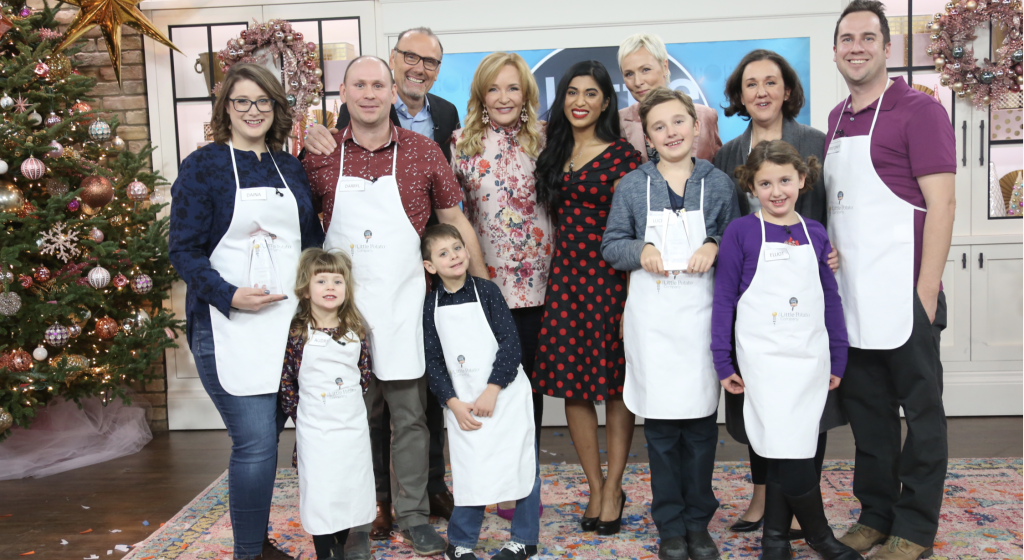 CTV's THE MARILYN DENIS SHOW and The Little Potato Company Announce Winners of Little Chef Family Edition Competition