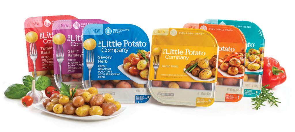 "You Better Stock Up: The Little Potato Company Introduces An ""A-Peeling"" Retail Winner"