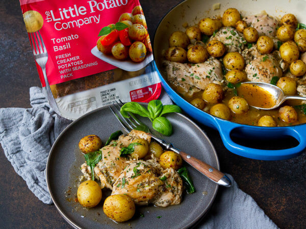 If You Re Looking For Even More Cooking Inspiration With Our Microwave Ready Little Potatoes