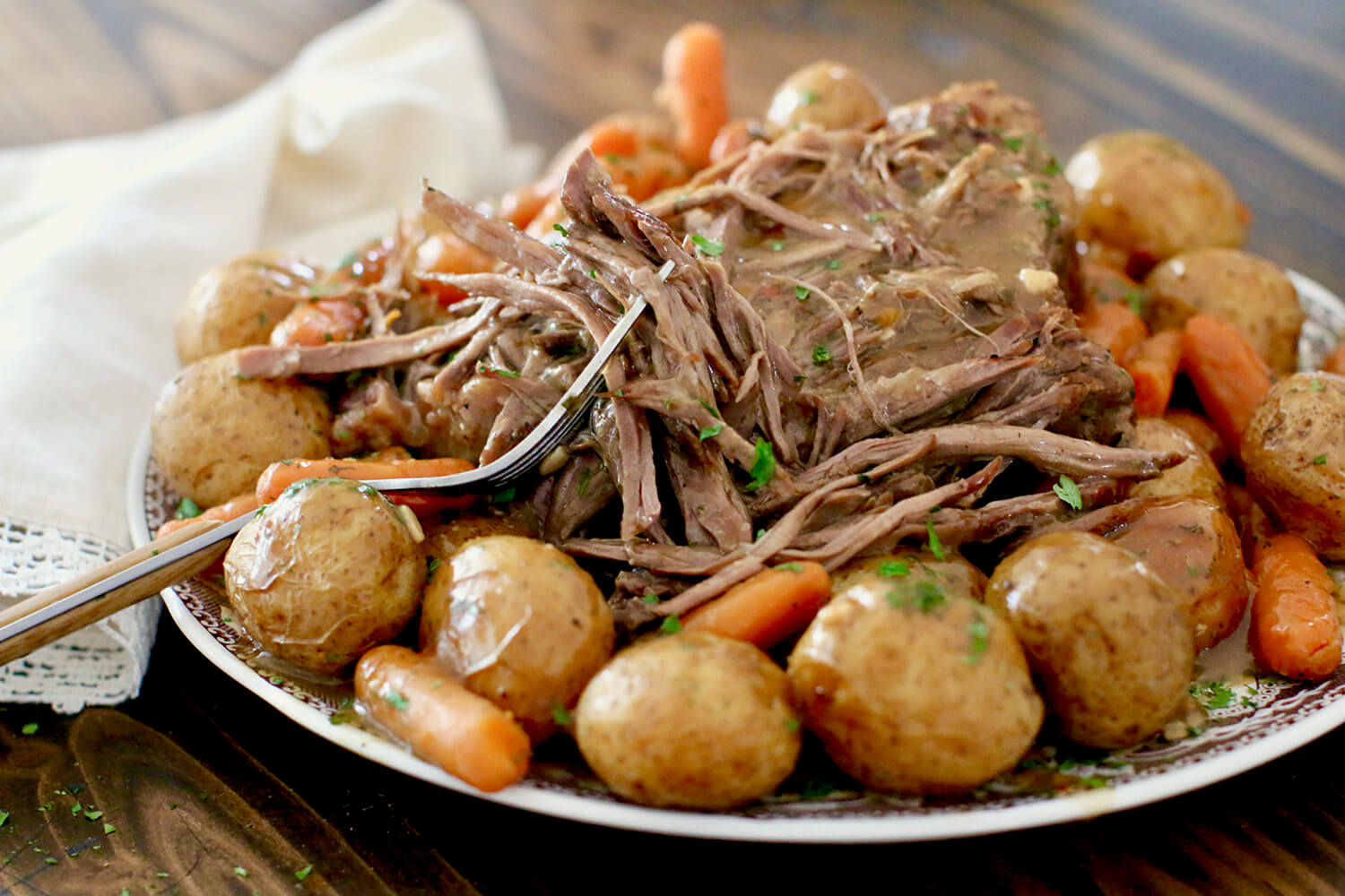 Perfect Instant Pot Roast