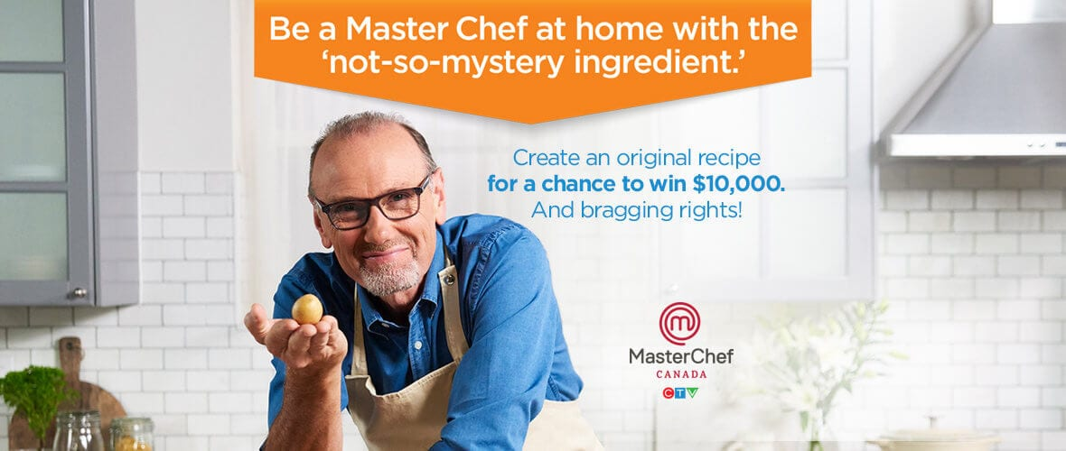 MasterChef Canada Challenge: 2018 Winning Recipe