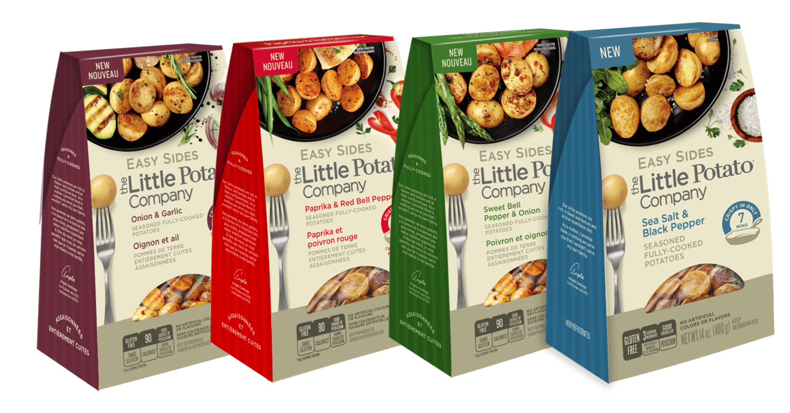 Fast, Fresh, and Flavorful: Two NEW Mealtime Solutions From The Little Potato Company