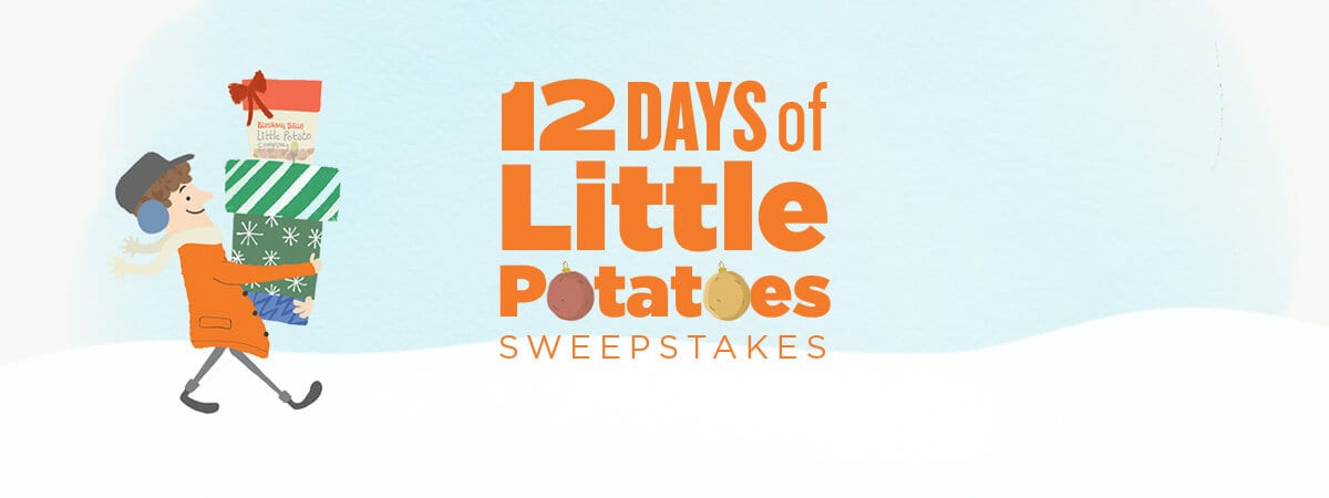 12 Days of Little Potatoes Recipes & Sweepstakes 2019