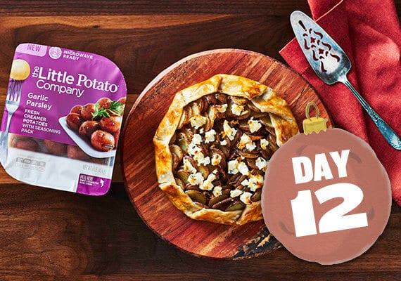 12 Days of Little Potatoes 2019 | Recipe Day 12