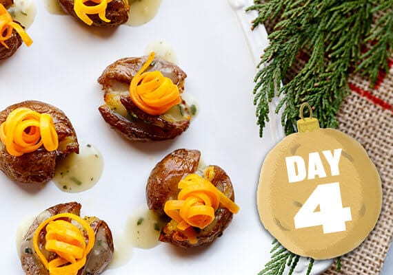 12 Days of Little Potatoes 2019 | Recipe Day 4