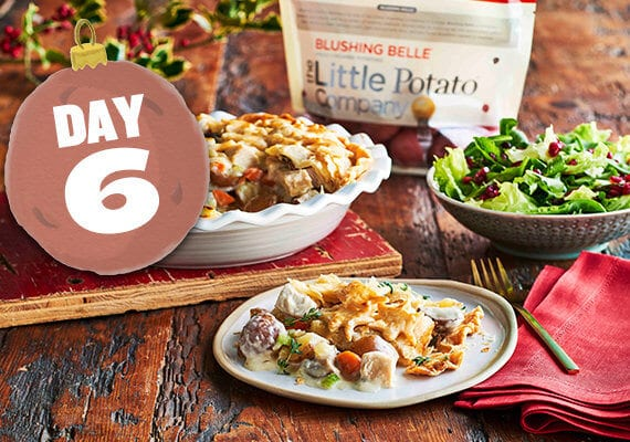 12 Days of Little Potatoes 2019 | Recipe Day 6