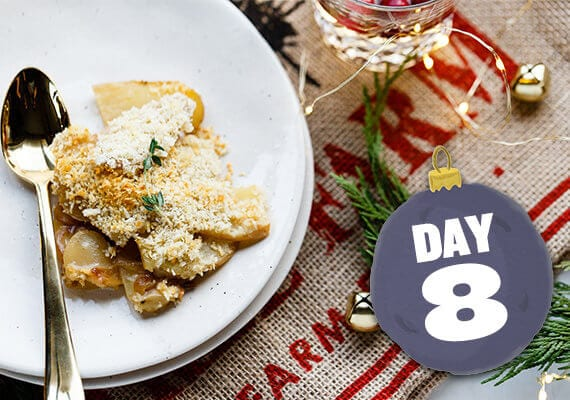 12 Days of Little Potatoes 2019 | Recipe Day 8
