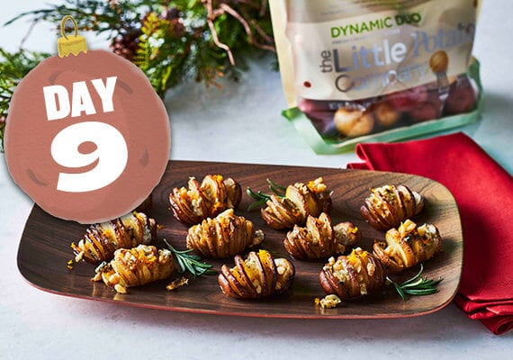 12 Days of Little Potatoes 2019 | Recipe Day 9