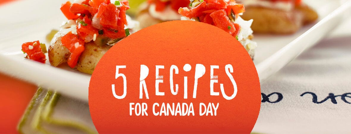 Celebrate Canada Day with These Quintessentially Canadian Dishes