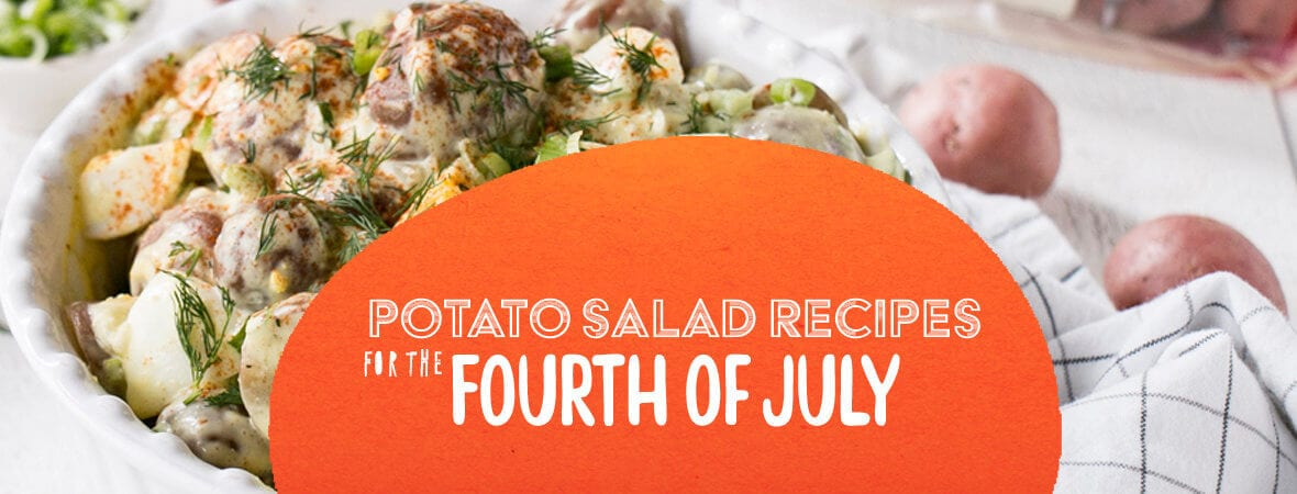 Potato Salad Recipes for the Fourth of July