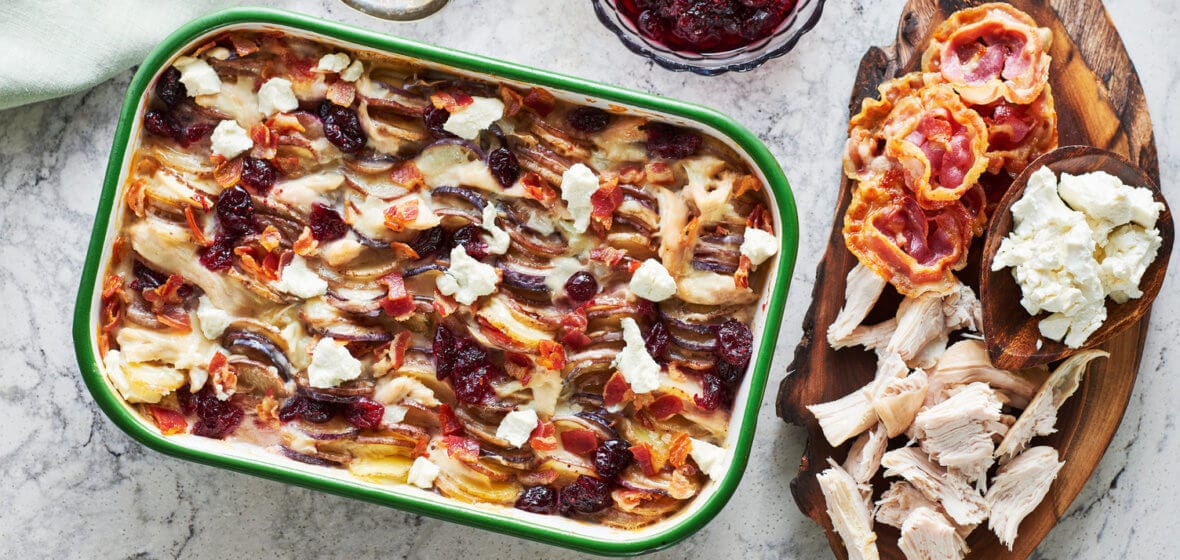 Delicious Recipes for Your Holiday Leftovers
