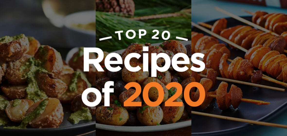 Our Top Recipes of 2020