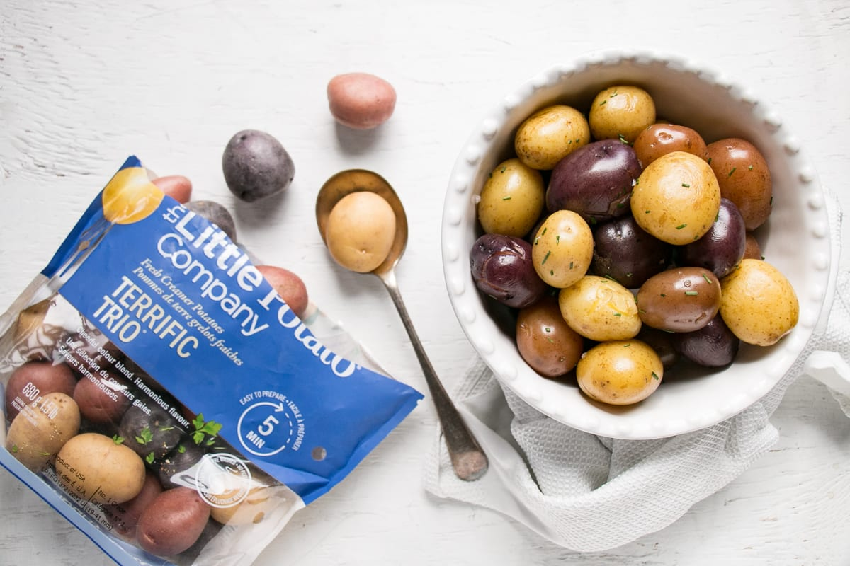 Flavorful Boiled Potatoes 3 Ways