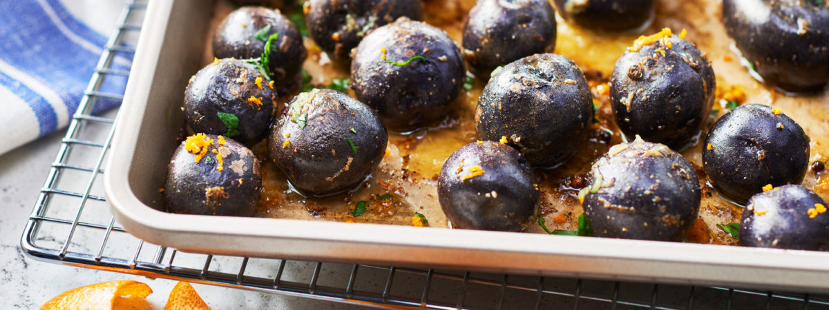 Roasted Potatoes with a Twist